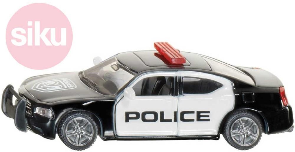 SIKU Model auto US americká policie 1:55 kov