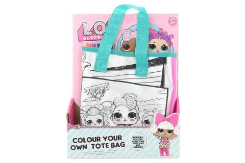 L.O.L. Vybarvovací taška