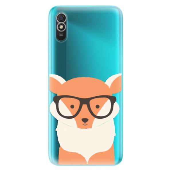 Odolné silikonové pouzdro iSaprio - Orange Fox - Xiaomi Redmi 9A