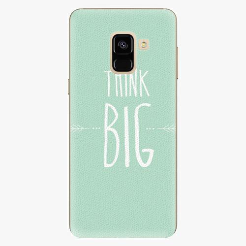 Plastový kryt iSaprio - Think Big - Samsung Galaxy A8 2018