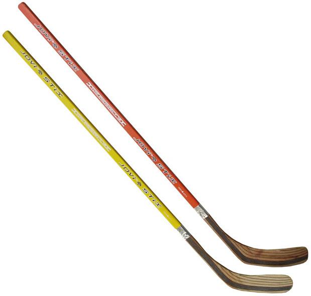 ACRA Hokejka Bohemia 115 cm s laminovanou čepelí dřevěná 3 varianty