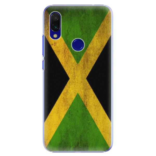 Plastové pouzdro iSaprio - Flag of Jamaica - Xiaomi Redmi 7