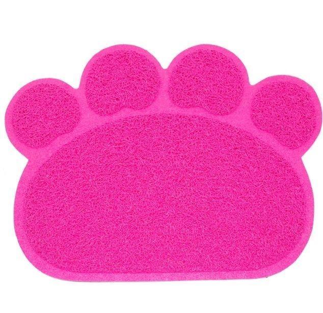 Podložka pod psí misku - růžová