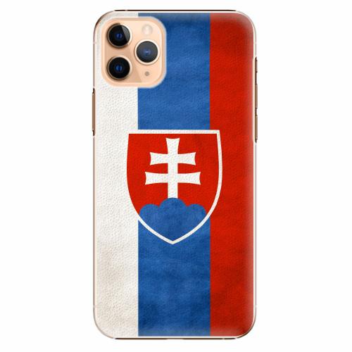 Plastový kryt iSaprio - Slovakia Flag - iPhone 11 Pro Max