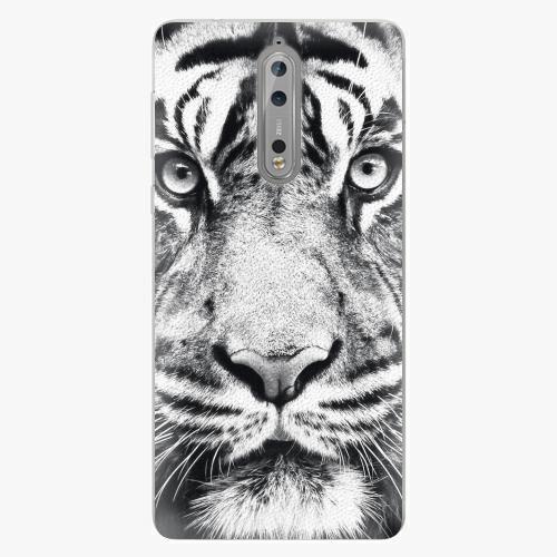 Plastový kryt iSaprio - Tiger Face - Nokia 8