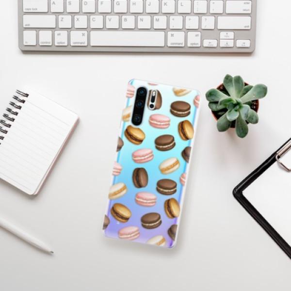 Odolné silikonové pouzdro iSaprio - Macaron Pattern - Huawei P30 Pro