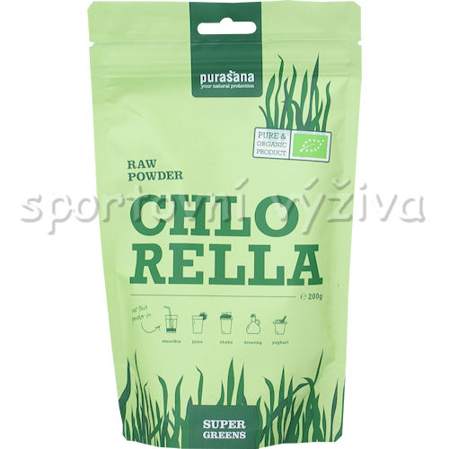 BIO Super Green Chlorella 200g