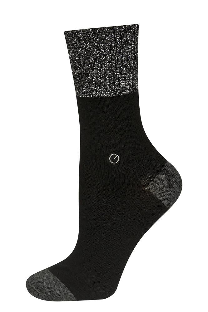 cd2edde9bfe Dámské ponožky Soxo G-Look 60678 Lurex na lemu empty