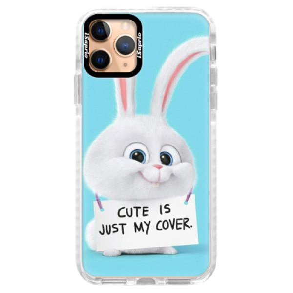 Silikonové pouzdro Bumper iSaprio - My Cover - iPhone 11 Pro