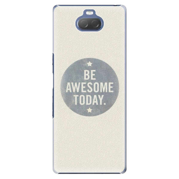 Plastové pouzdro iSaprio - Awesome 02 - Sony Xperia 10 Plus
