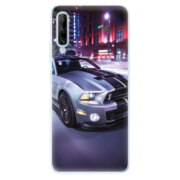 Odolné silikonové pouzdro iSaprio - Mustang - Huawei P Smart Pro