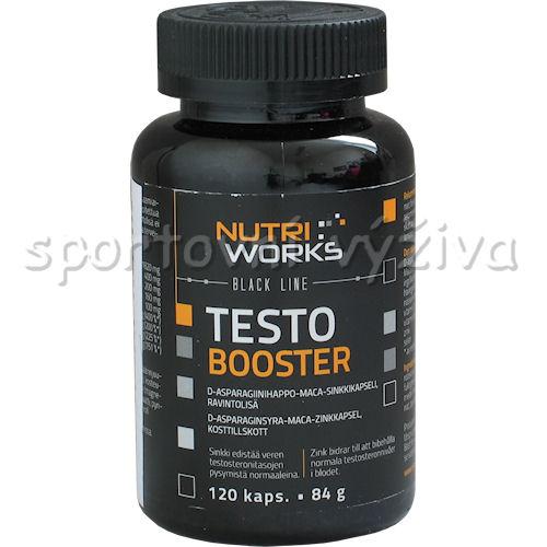 Testo Booster 120 kapslí