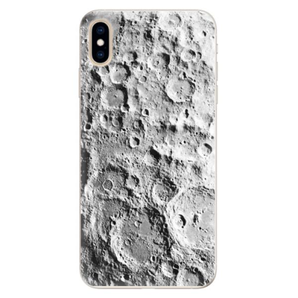 Silikonové pouzdro iSaprio - Moon Surface - iPhone XS Max