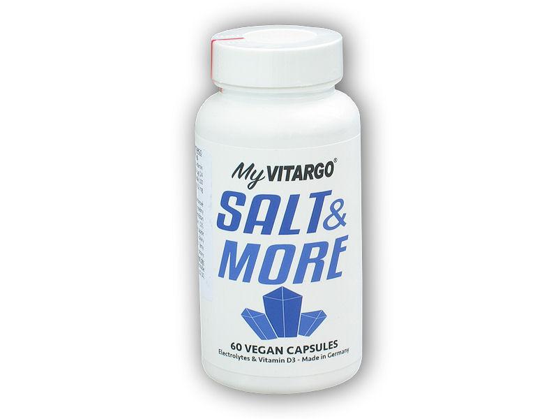 Salt and More 60 kapslí