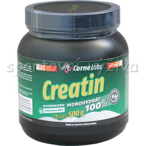 Creatin Monohydrát HPLC 500g