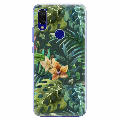 Plastový kryt iSaprio - Tropical Green 02 - Xiaomi Redmi 7