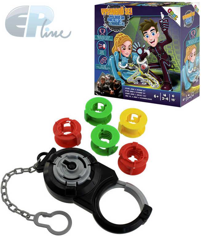 EP line HRA Cool Games Pouta, Vysvoboď se! v krabici