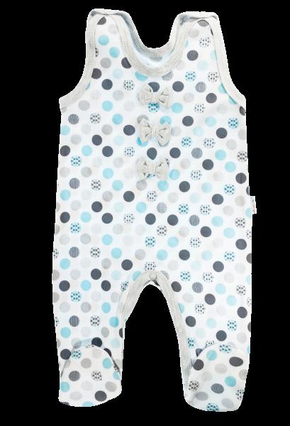 mamatti-kojenecke-bavlnene-dupacky-bubble-boo-tyrkys-seda-vel-68-68-4-6m