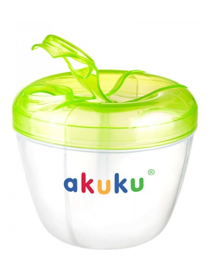 Dávkovač sušeného mléka Akuku - zelená