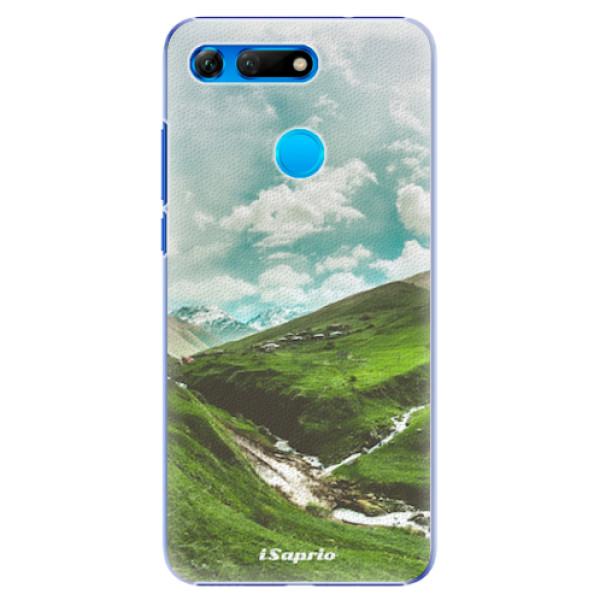 Plastové pouzdro iSaprio - Green Valley - Huawei Honor View 20