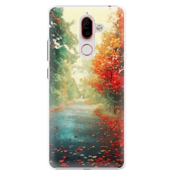 Plastové pouzdro iSaprio - Autumn 03 - Nokia 7 Plus