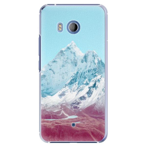 Plastové pouzdro iSaprio - Highest Mountains 01 - HTC U11