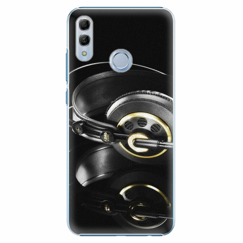Plastový kryt iSaprio - Headphones 02 - Huawei Honor 10 Lite