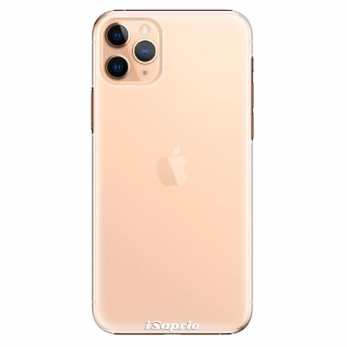 Plastový kryt iSaprio - 4Pure - průhledný matný - iPhone 11 Pro Max