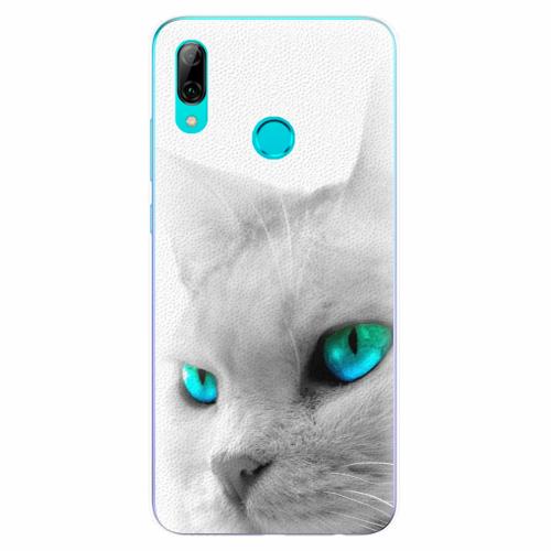 Silikonové pouzdro iSaprio - Cats Eyes - Huawei P Smart 2019