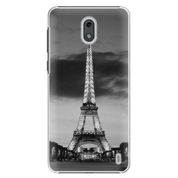 Plastové pouzdro iSaprio - Midnight in Paris - Nokia 2