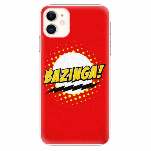 Plastový kryt iSaprio - Bazinga 01 - iPhone 11