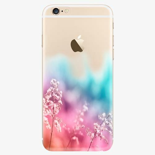 Plastový kryt iSaprio - Rainbow Grass - iPhone 6/6S