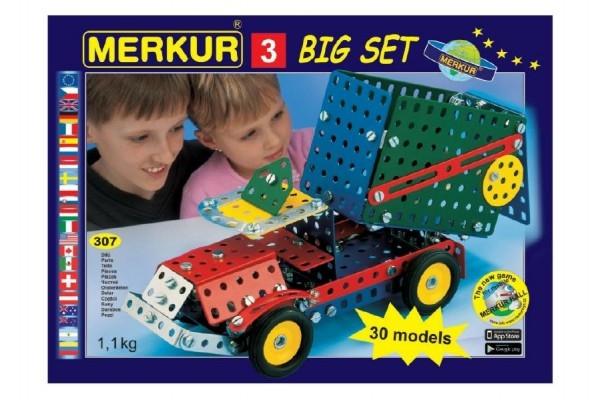 stavebnice-merkur-3-30-modelu-307ks-v-krabici-36x26-5x5-5cm