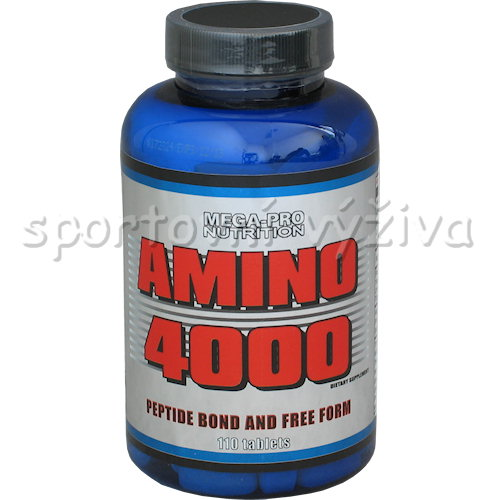 Amino 4000 New Big Size 110 tablet