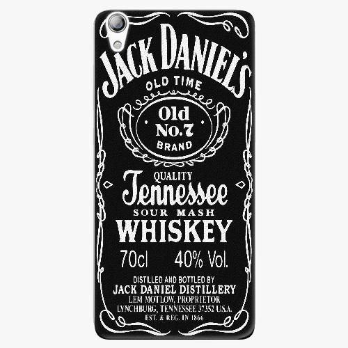 Plastový kryt iSaprio - Jack Daniels - Lenovo S850