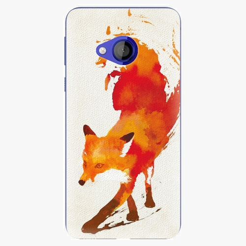 Plastový kryt iSaprio - Fast Fox - HTC U Play