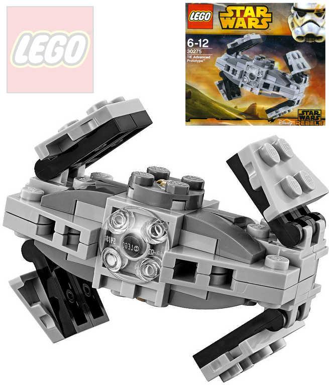 LEGO STAR WARS TIE Advanced Prototype 30275 STAVEBNICE