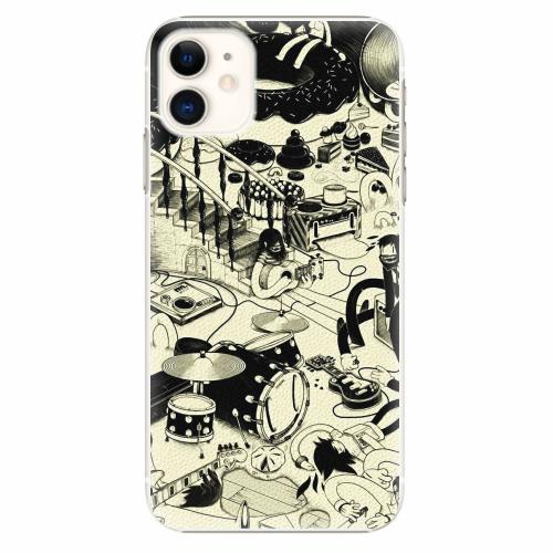 Plastový kryt iSaprio - Underground - iPhone 11