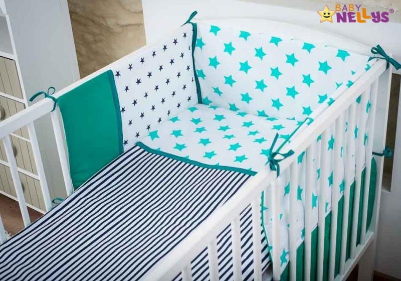 baby-nellys-mantinel-s-povlecenim-135x100cm-stars-be-love-c-5-135x100