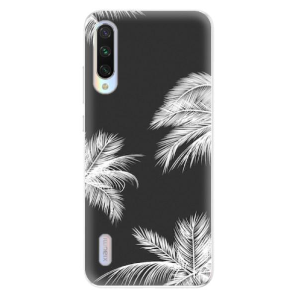 Odolné silikonové pouzdro iSaprio - White Palm - Xiaomi Mi A3