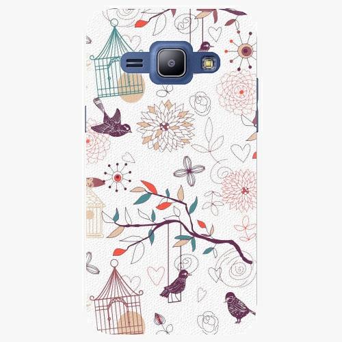 Plastový kryt iSaprio - Birds - Samsung Galaxy J1
