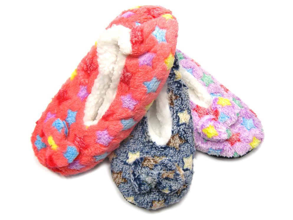Dámské papuče se srdíčky CDC 600-020 - Moraj - Růžová/35-38