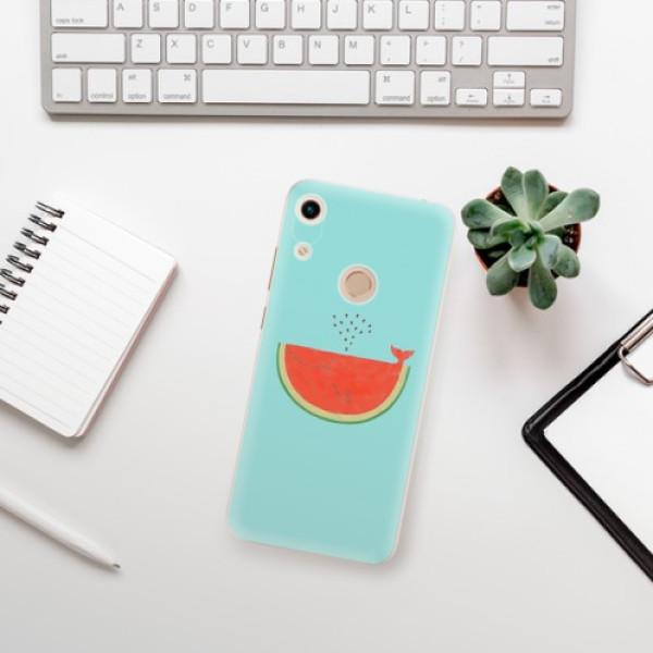 Odolné silikonové pouzdro iSaprio - Melon - Huawei Honor 8A