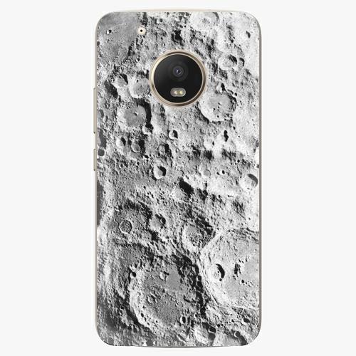 Plastový kryt iSaprio - Moon Surface - Lenovo Moto G5 Plus