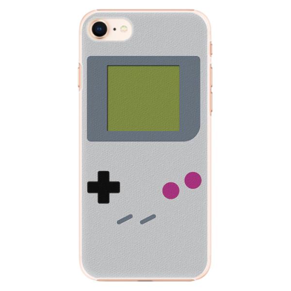 Plastové pouzdro iSaprio - The Game - iPhone 8