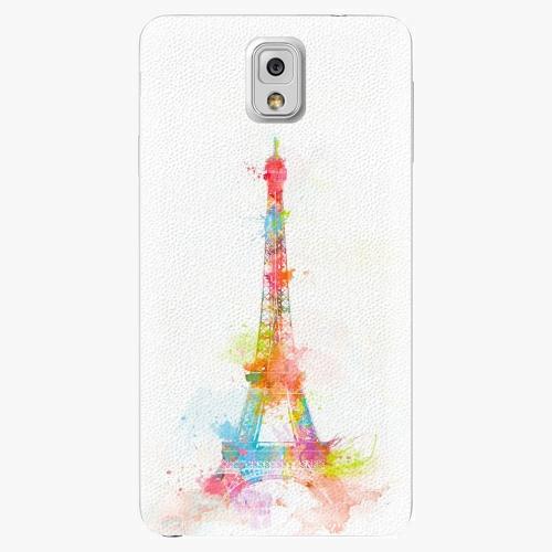 Plastový kryt iSaprio - Eiffel Tower - Samsung Galaxy Note 3