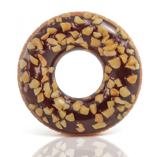 Nafukovací kruh donut 114 cm