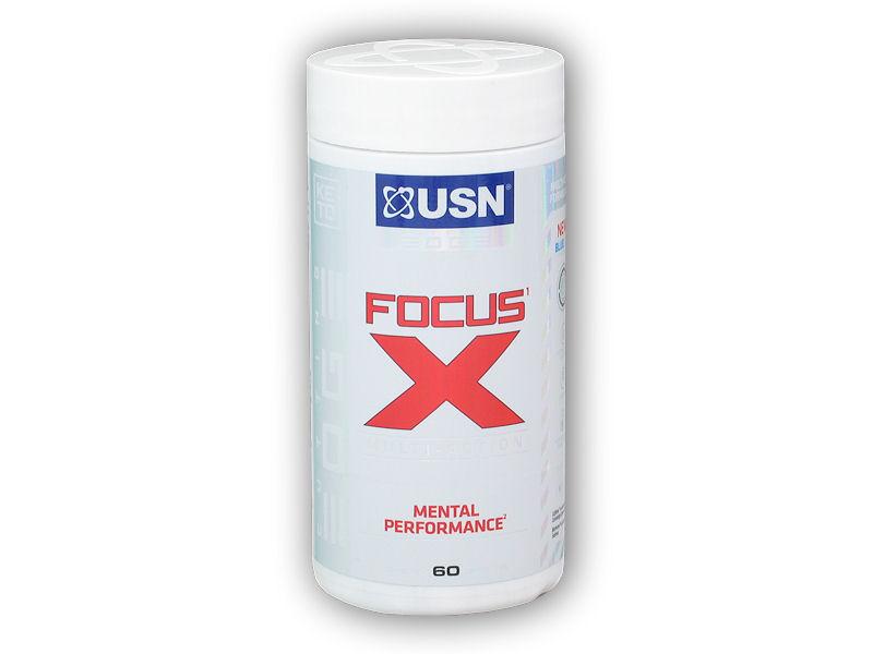 Focus X 60 kapslí