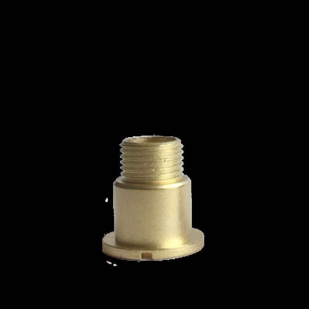 Mosazný fixační šroub hodinového strojku UTS 13 mm