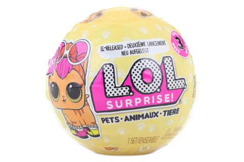 L.O.L. Surprise! Zvířátka, PDQ TV 1.10.-31.12.2020